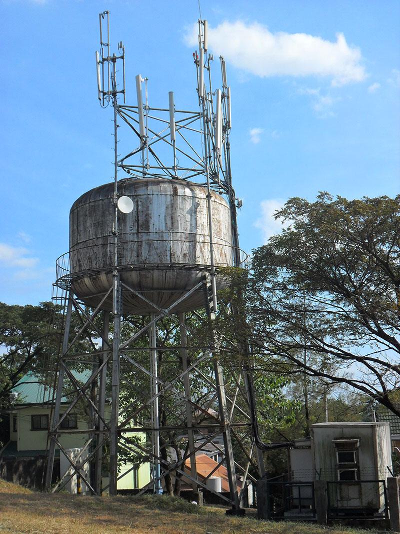Water Tower Tank : Water tank towers jezka construction corporation