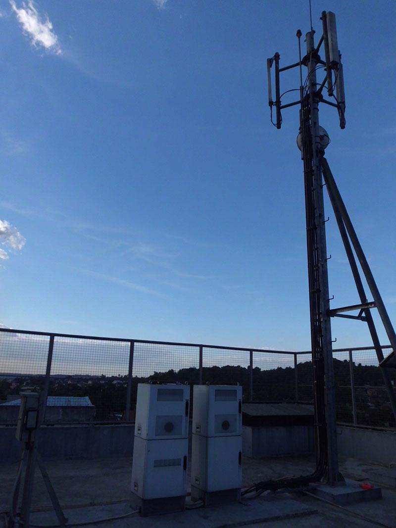 Monopole Towers – Jezka Construction Corporation